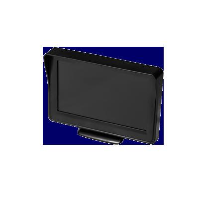 LCD-дисплей водителя